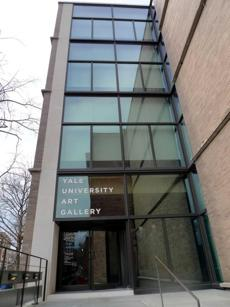 The Yale University Art Gallery features modern and contemporary art.